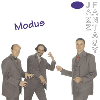 JAZZ FANTASY «Modus» (files .wav + covers .jpeg + booklet .pdf)