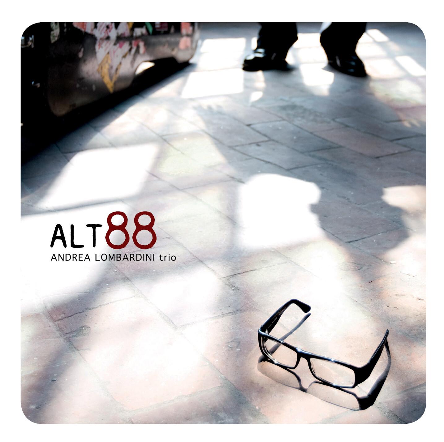 ANDREA LOMBARDINI TRIO  «Alt 88»