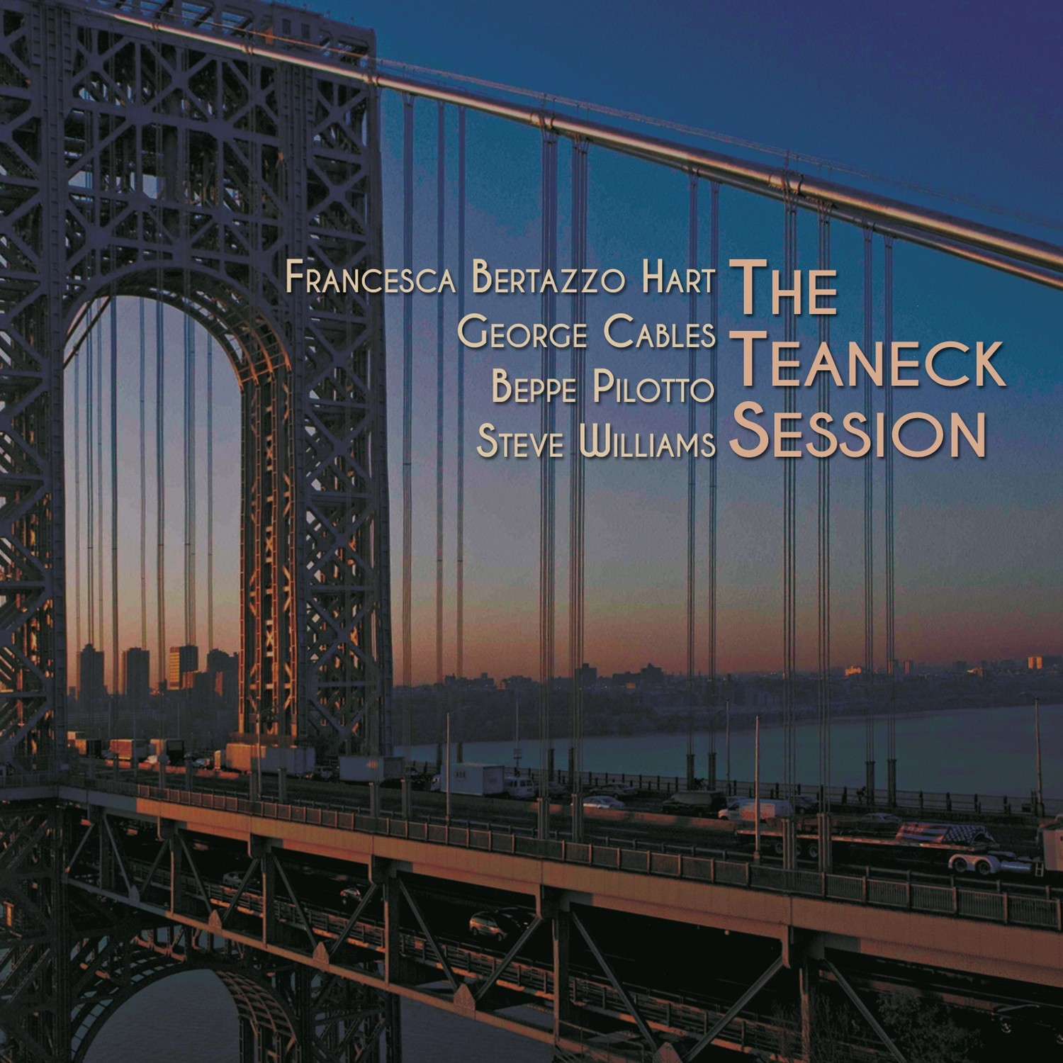 FRANCESCA BERTAZZO HART  «The Teaneck session»