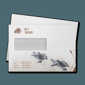 Enveloppen met venster C5 (volledig full colour bedrukt)