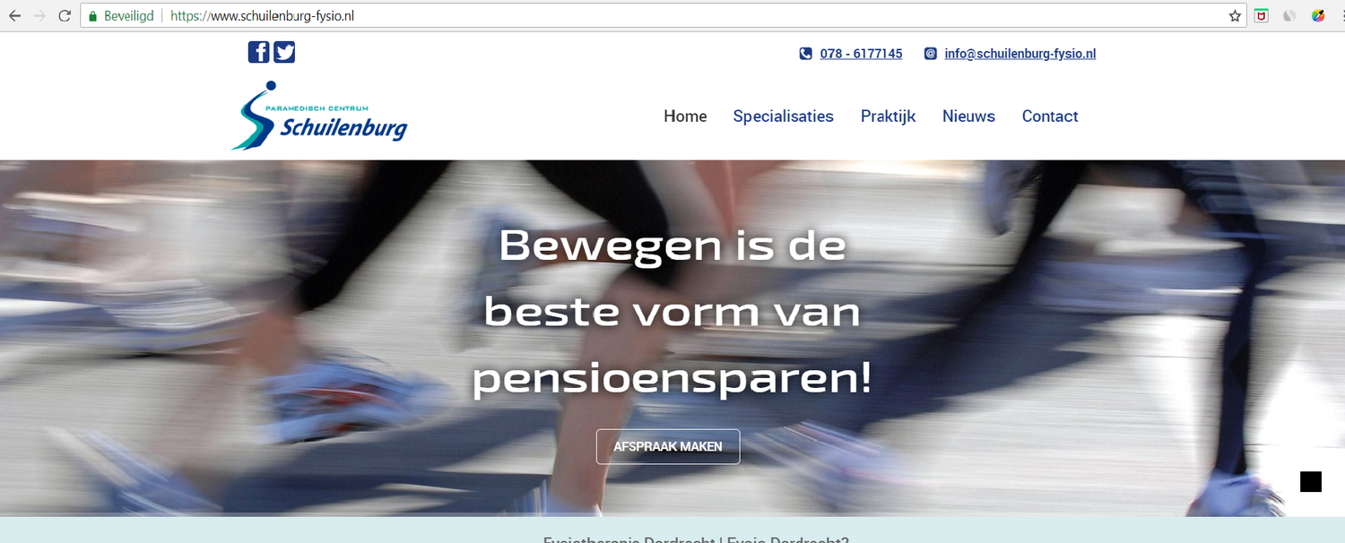 Website - Bouw