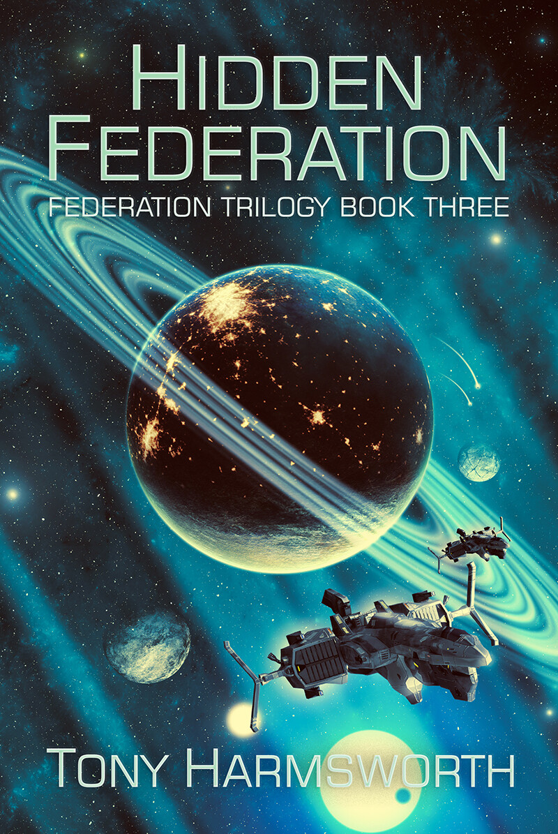 Hidden Federation (signed paperback)