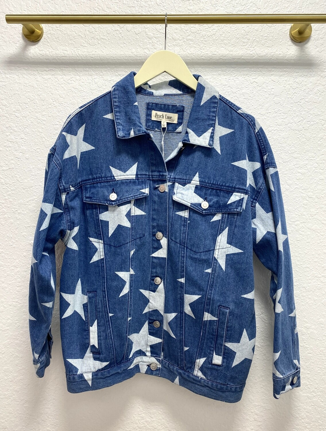 PLC Star Denim Jacket