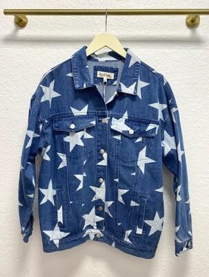 PLC Star Denim Jacket