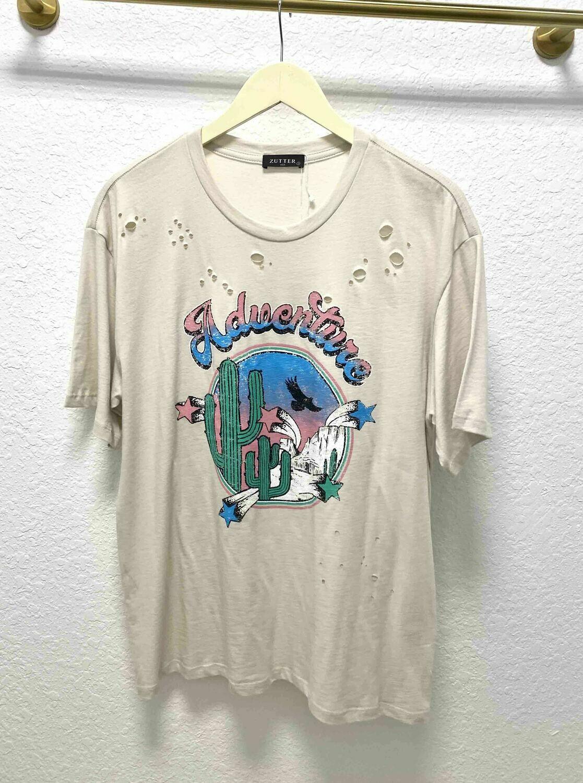 Adventure T-Shirt Khaki