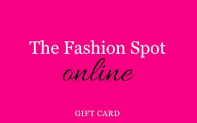 Online Gift card - $25, $50, $100