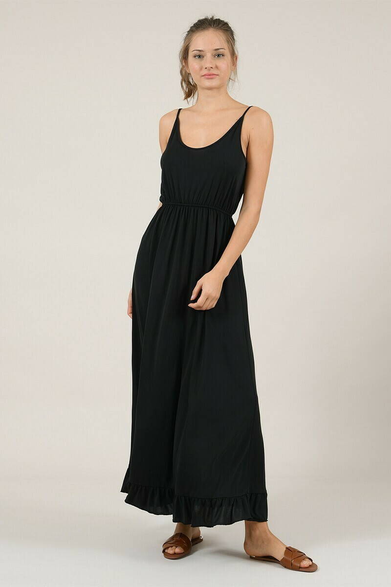 Molly Bracken Knit Maxi Dress