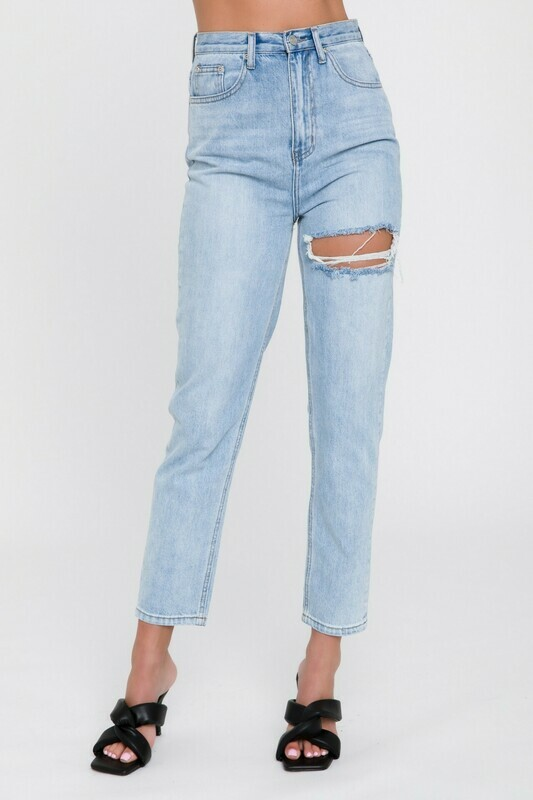 Endless Rose Mom Jeans