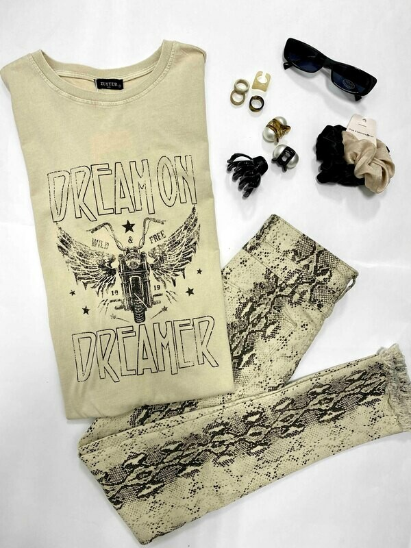 Dream on Dreamer T-Shirt