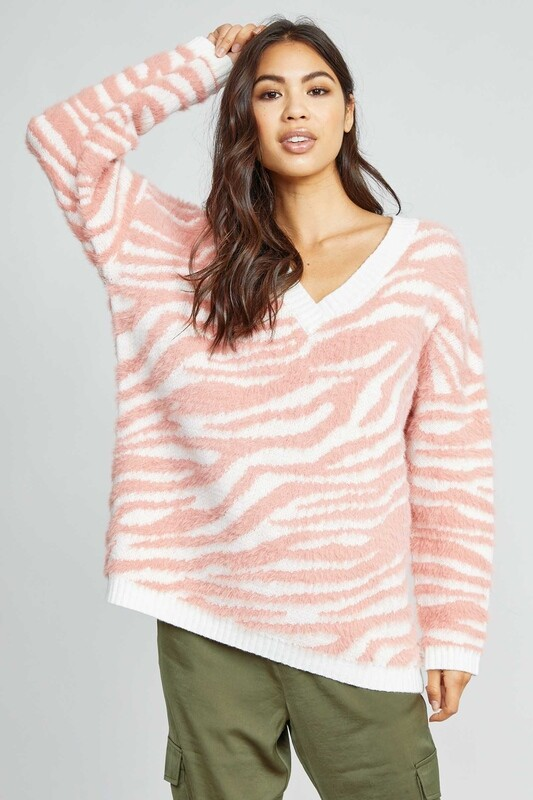 Sadie & Sage One Reason Sweater