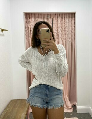 Sage The Label Only Wish Sweater