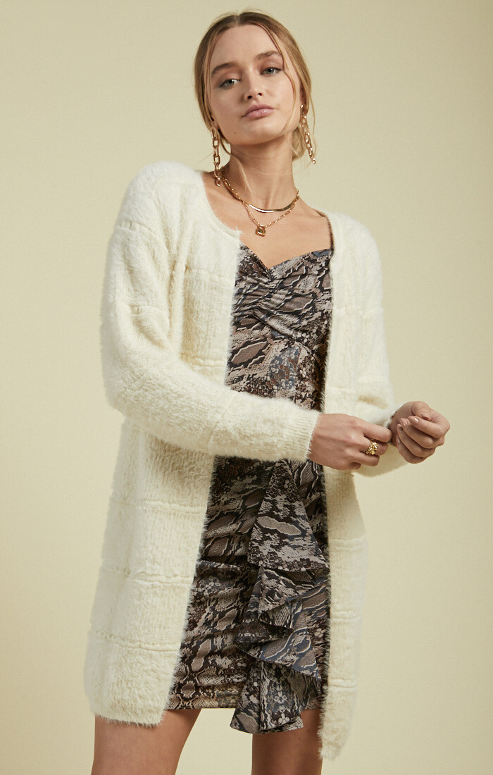 Sage The Label Shiloh Cardigan Cream