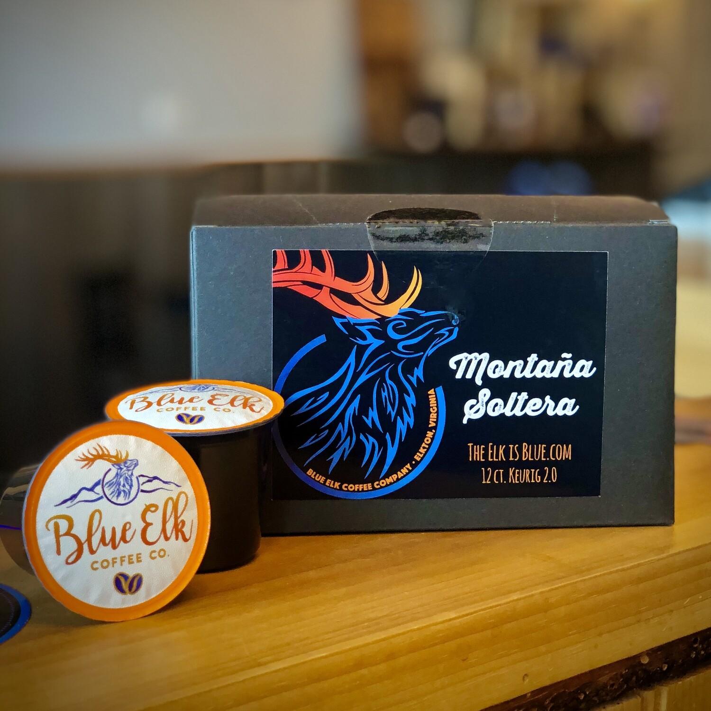 Montaña Soltera, Single Serve Coffee (12 ct)