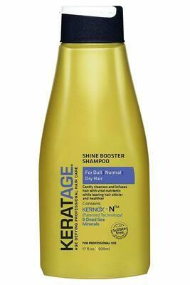 Keratge Shine Booster Shampoo