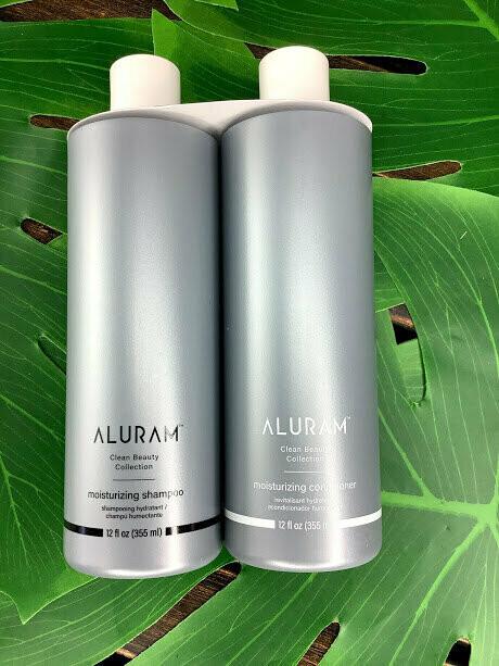 Aluram Shampoo & Conditioner
