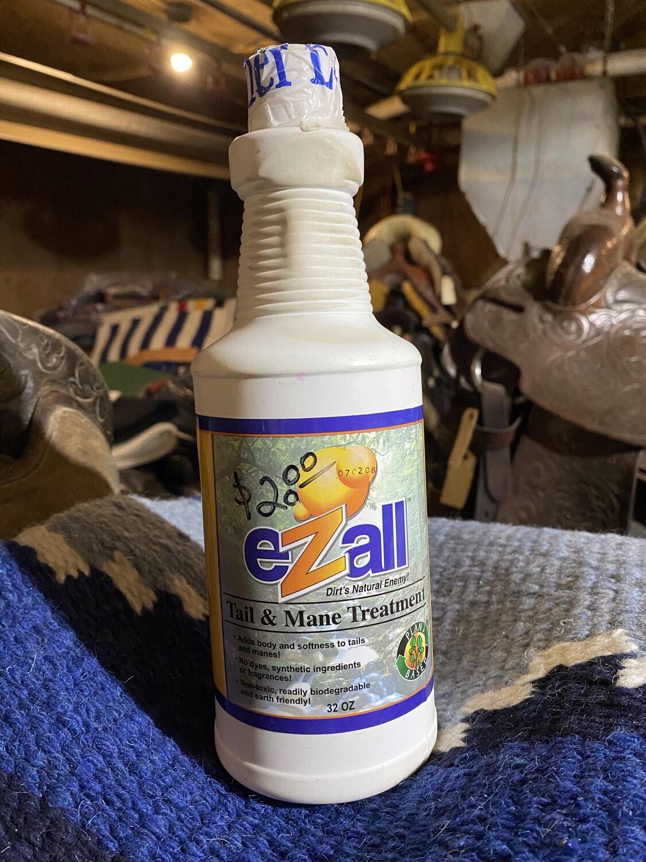 eZall Tail and Mane Treatment 32oz