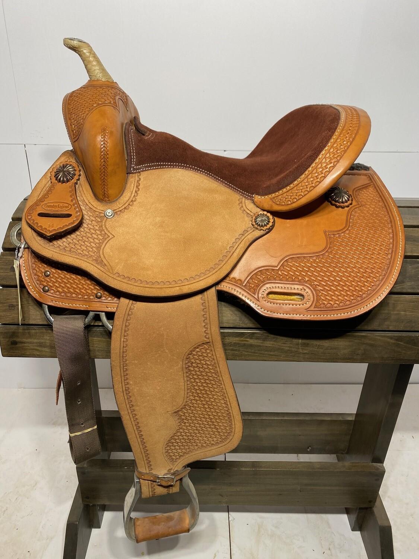 Country Legend Barrel Racing Saddle
