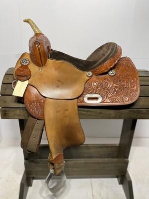 "14"" Pro Rider Barrel Saddle"