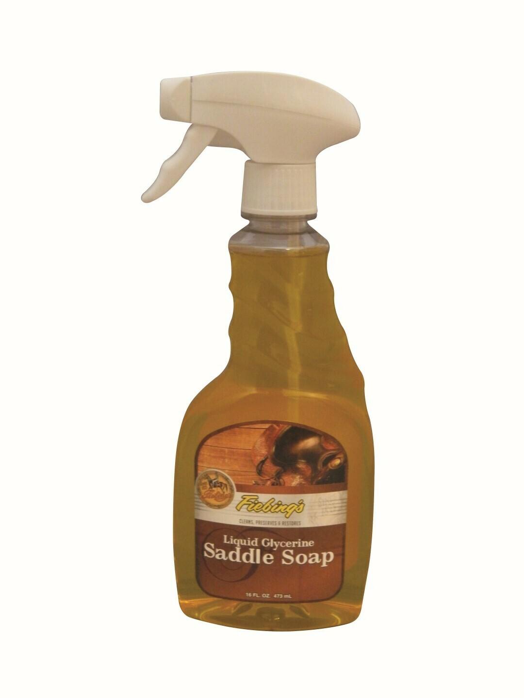 Fiebings Liquid Saddle Soap-473mL