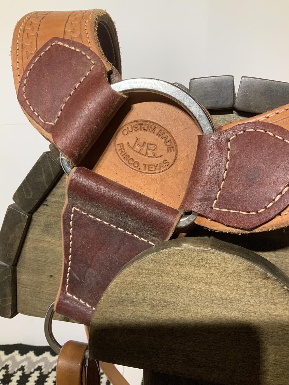 HR, Leather Pulling Collar