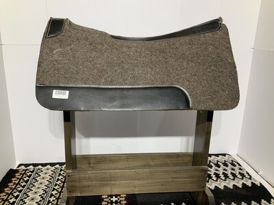 "Tech Equestrian 3/4"" Wool Pad"