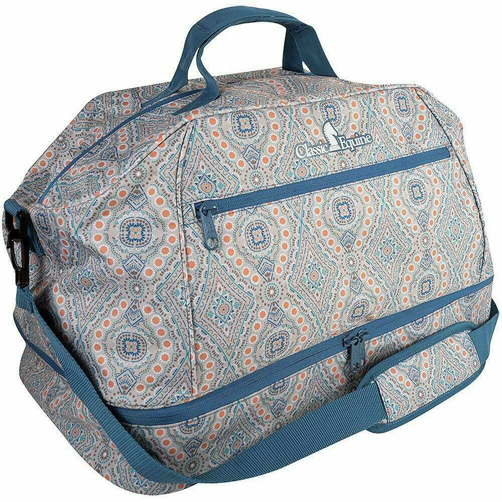 Classic Equine Weekender Duffle Bag
