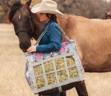 Classic Equine Top Load Hay Bag