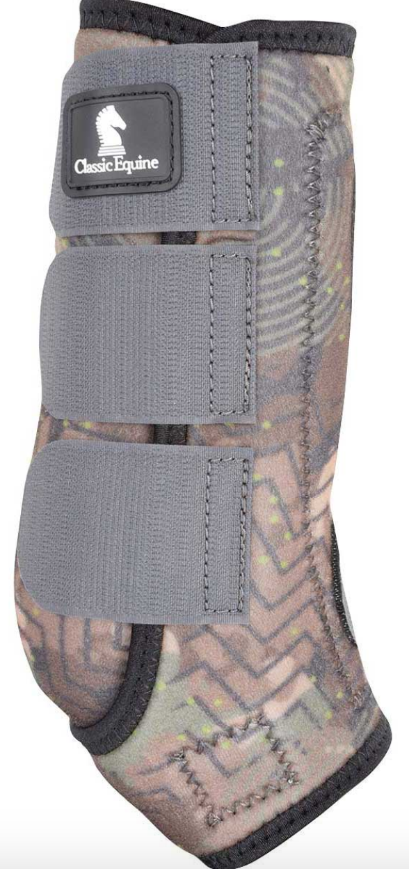 Classic Fit Protective Boot Front LRG