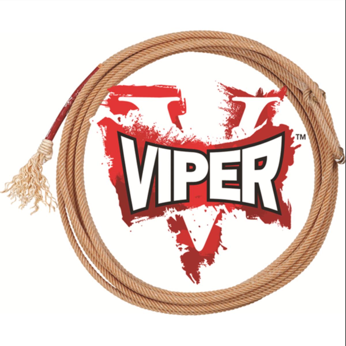 Rattler Viper Calf Rope