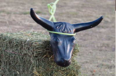 Rattler Rope Steer Head
