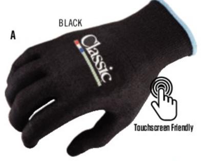Hp Roping Glove Black