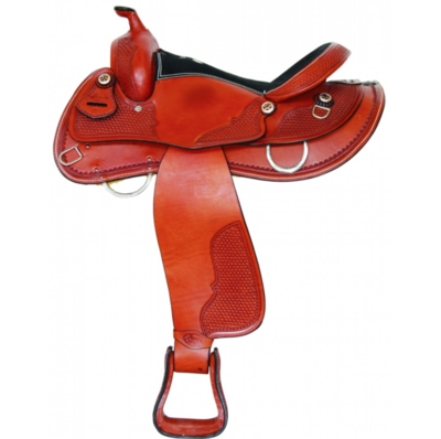 """17"""" Sierra Haflinger Saddle"""