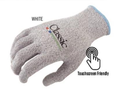 HP Roping Glove White
