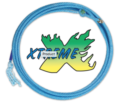 Classic Equine Extreme Kids Rope