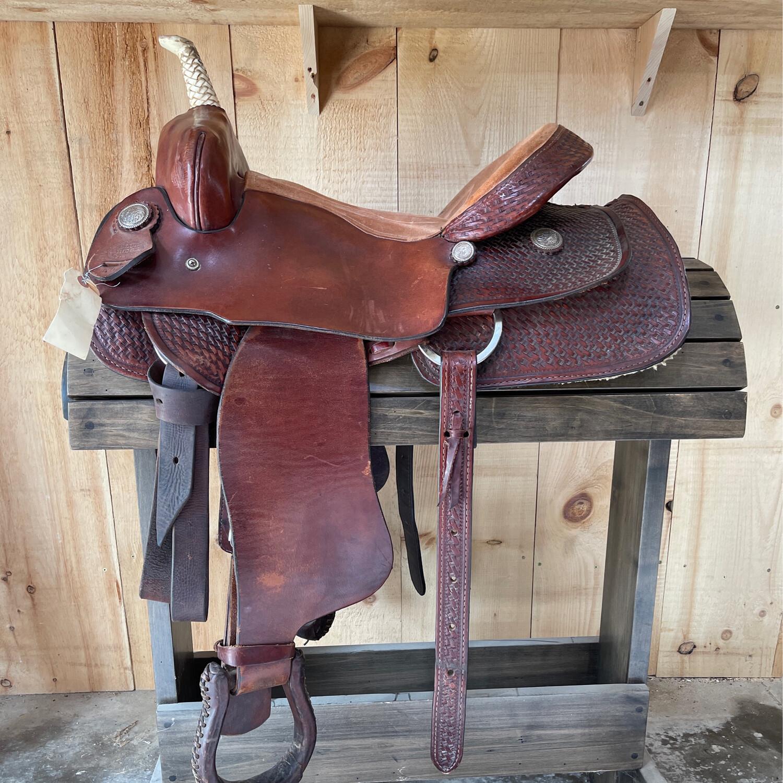 """16"""" Blue Ridge Saddle"""