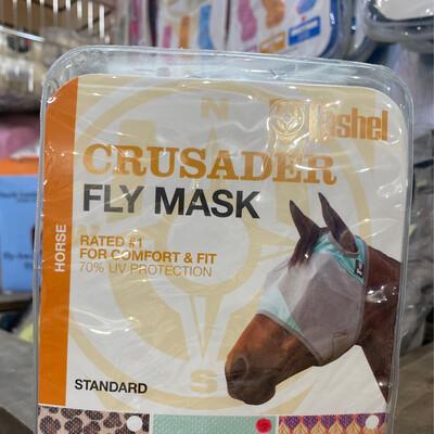 Crusader Flymask Horse