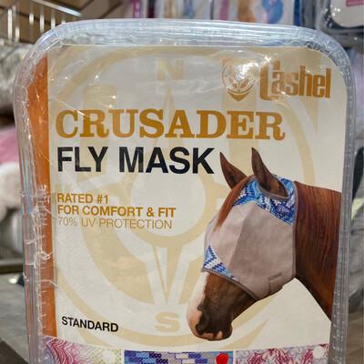 Crusader Flymask Arab/Small Horse