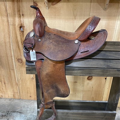 Griffiths All Around Saddle