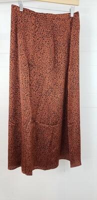 Chelsea Leopard Skirt