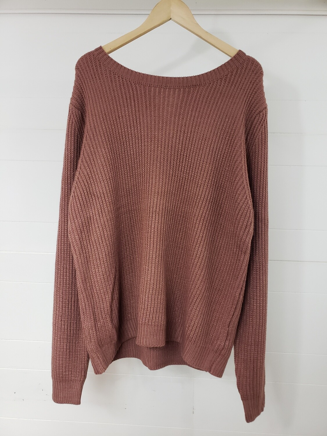 Payson X-Back Sweater