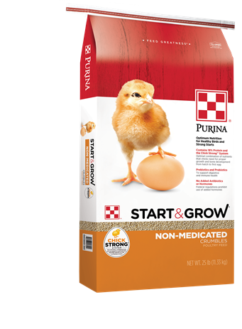 Purina Starter Grower NM