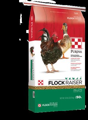 Purina Flock Raiser Pellets