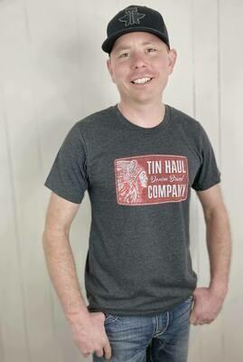 Tin Haul Denim T-Shirt