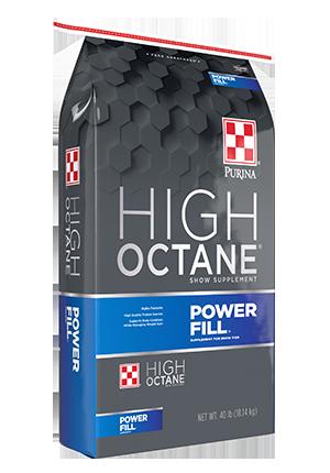 High Octane Power Fill