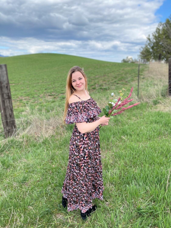 Wildflower Maxi Dress