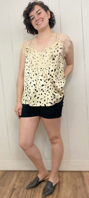 Betsy Laced Blouse