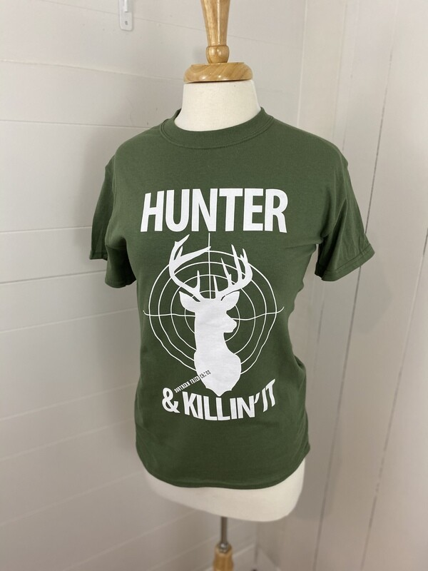Hunter & Killin' It Tee
