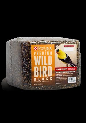 Wild Bird Block