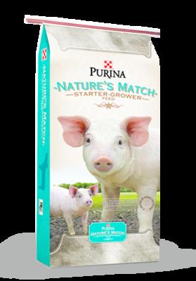 Natures Match Starter-Grower