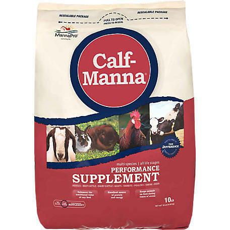 Calf Manna Performance Supplement